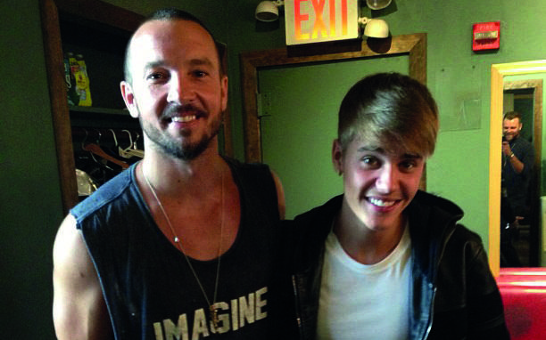 Justin Bieber In Major Falling Out With His Pastor At Hillsong