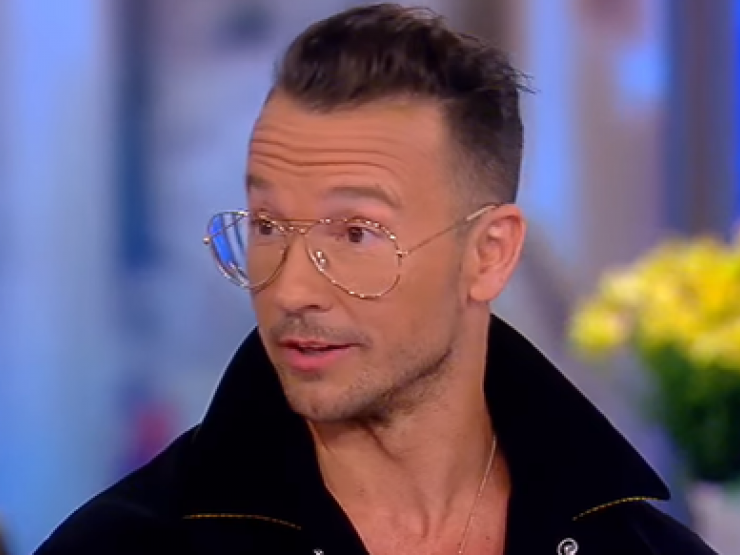 Hillsong NYC pastor Carl Lentz fired for 'moral failures'
