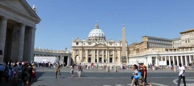 Cardinal and nine others on trial in Vatican over money scandals