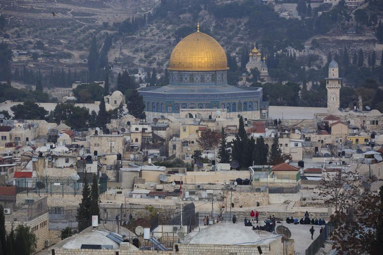 Economic, social and civic value of Christians in the Holy Land overlooked, report reveals