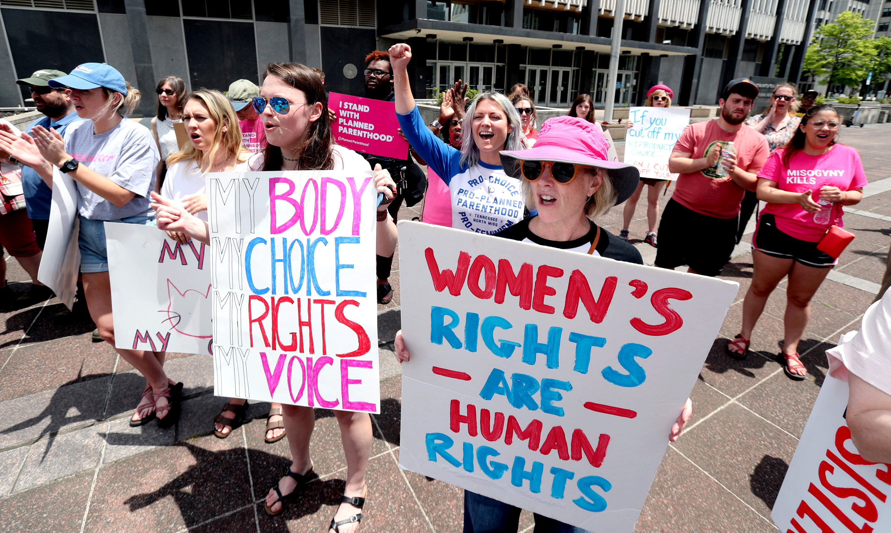 Appeals court blocks Tennessee six week abortion law